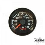 Alba Racing Polaris RZR XP1000 Oil Pressure Gauge