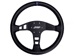 PRP Seats Flat Steering Wheel- Leather