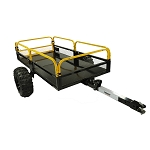 Impact Implements Off-Road Trailer 12-Cu Ft. Capacity