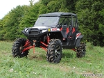 Super ATV Polaris RZR XP 900 Lift Kit - 3-5 Inch