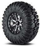 MSA 15x7 M21 Lok Wheel and EFX 31