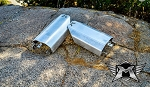 Madigan Motorsports RZR XP1000/XP Turbo Rear Shock Guards