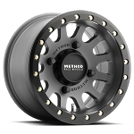 Method Race Wheels 401 Beadlock UTV Wheel - Titanium