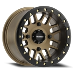 Method Race Wheels 406 Beadlock UTV Wheel - Bronze