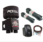 PCI RaceAir Boost Dual Fresh Air Pumper Package