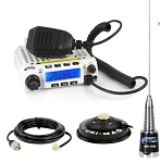 Rugged Radio RM-60 60-Watt (VHF) Base/Chase Radio Kit