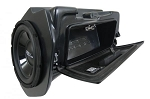 SSV Works Polaris RZR 1000/900 & Turbo Weatherproof Glove Box Sub With Amplified 10