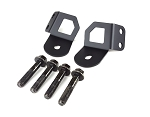 KC HiLites A-Pillar Bracket Set - 2016-2017 Yamaha YXZ1000R