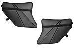 Pro ArmorPolaris RZR XP4 1000 Front Door Bags Knee Pads w/ Storage
