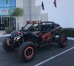 SDR Motorsports Can-Am Maverick X3
