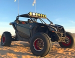 SDR Motorsports Can-Am Maverick X3 2 Seat Bolt On Doors