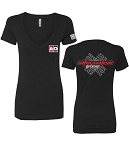 Alternative Offroad Ladies V-Neck Tee