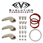 Evolution Powersports RZR XP Turbo Clutch Kits
