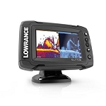 Lowrance Elite-5 Ti Touch Screen GPS