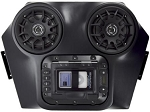 SSV Works Polaris RZR570,RZR-S, and XP900 2 Speaker Overhead Weatherproof Audio System