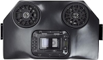 SSV Works Polaris RZR4 4 Speaker Overhead Weatherproof Audio System