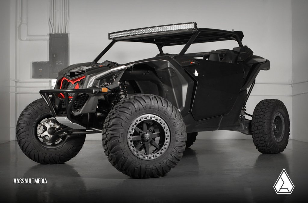 x3 maverick doors assault industries am seat utv introduces utvguide alternativeoffroad