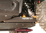 Factory UTV Polaris RZR XP1000 UHMW Trailing Arm Guards