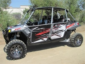 PRP RZR 800/900 Doors- 4 Door Set