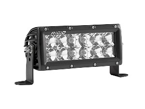 "Rigid Industries 6"" E-Series PRO LED Light Bar - Combo"