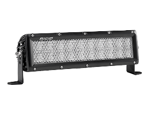 "Rigid Industries 10"" E-Series PRO LED Light Bar - Hybrid -  Diffused"