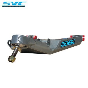 "SVC Lower Control Arm/Fox 3.5"" Dual Shock"