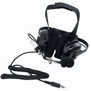 PCI Race Radios PreRunner BTH Behind-The-Head  Headset