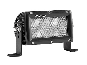 "Rigid Industries 4"" E-Series PRO LED Light Bar - Specter - Diffused"