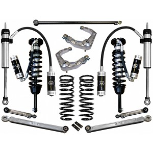 "Icon Vehicle Dynamics 2003-09 Toyota 4Runner 0-3.5"" Suspension System - Stage 6"