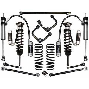 "Icon Vehicle Dynamics 2003-09 Toyota 4Runner 0-3.5"" Suspension System - Stage 7 (Tubular)"