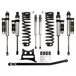 "Icon Vehicle Dynamics 2005-16 F250/F350 Super Duty 2.5"" Suspension System - Stage 4"