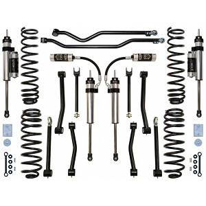 "Icon Vehicle Dynamics 2007+ Jeep JK 3"" Suspension System - Stage 5"