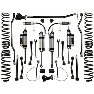 "Icon Vehicle Dynamics 2007+ Jeep JK 4.5"" Suspension System - Stage 5"