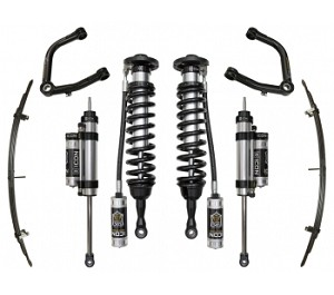 Icon Vehicle Dynamics 2007-UP Toyota Tundra Suspension System - Stage 7 w/ UCA