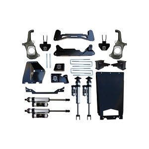 "Icon Vehicle Dynamics 2011-16 GM 2500HD/3500 6-8"" Torsion Drop Suspension System - Stage 2"