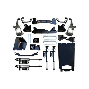 "Icon Vehicle Dynamics 2011-16 GM 2500HD/3500 6-8"" Torsion Relocation Suspension System - Stage 3"