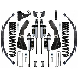 "Icon Vehicle Dynamics 2011-16 F250/F350 Super Duty 7"" Suspension System - Stage 4"