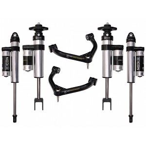 "Icon Vehicle Dynamics 2011+ GM 2500HD/3500 0-2"" Suspension System - Stage 3"