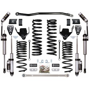 "Icon Vehicle Dynamics 2014+ RAM 2500 4WD 4.5"" Suspension System - Stage 3 (Performance)"
