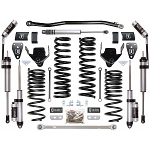 "Icon Vehicle Dynamics 2014+ RAM 2500 4WD 4.5"" Suspension System - Stage 4 (Performance)"