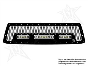 Rigid Industries 2010-2013 Toyota Tundra LED Grille