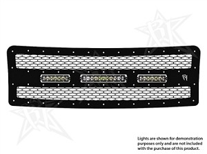 Rigid Industries Ford F150 LED Grille