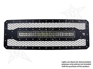 Rigid Industries Ford F250 2011+ Superduty LED Grille