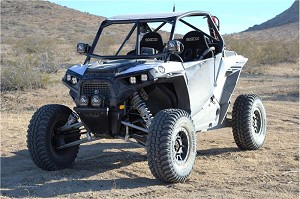 Baja Designs Polaris RZR XP 900 & General Pro Headlight Kit