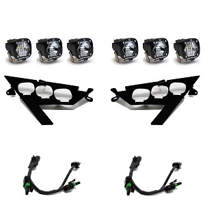 Baja Designs Polaris RZR Pro XP Headlight Kit