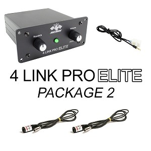 PCI Race Radios 4 Link Pro Elite 2 Package