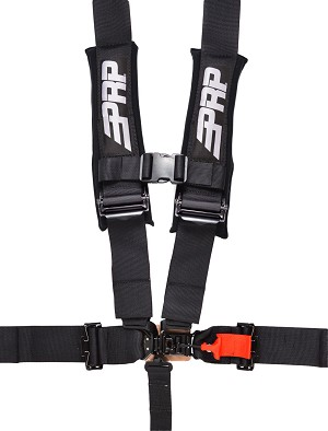 "PRP 5.3 5-Point 3"" Padded Seatbelt Harness"