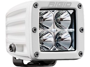 Rigid Industries Marine Series Dually D-Series PRO LED Light- Flood