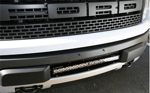 "Baja Designs Gen 1 (10-15) Ford F150 Raptor 20"" S8/OnX6 Lower Grill LED Light Kit"