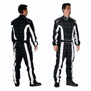 PCI Single Layer Driving Suit